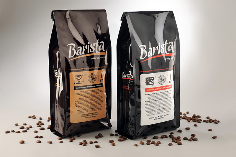 Barista Pro Vending and Barista Pro Bar - coffee beans for vending and coffee machines